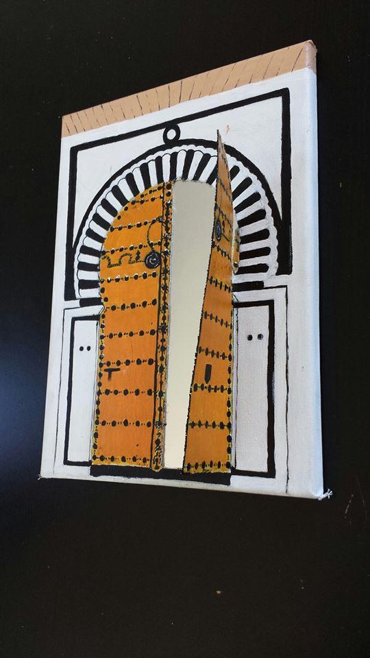 Porte de Sidi-Bou said Image