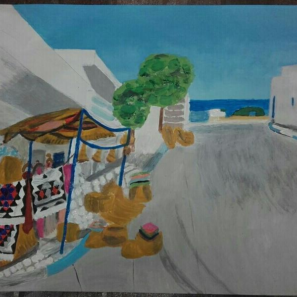 Le village de Hergla Image