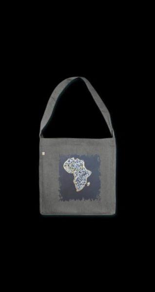 """Sac bandoulière """"Souffle d'Orient Africa"""""""