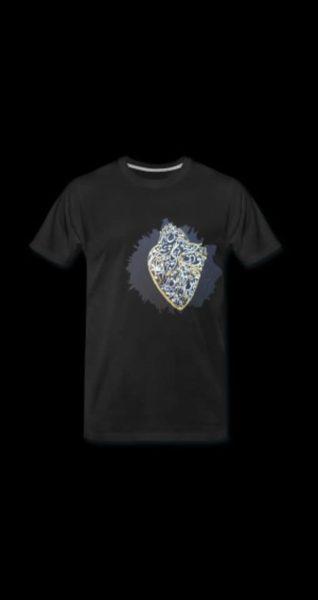 """T-Shirt """"Souffle d'Orient Kalb"""""""